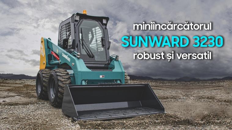 Miniîncărcătorul Sunward SWL 3230
