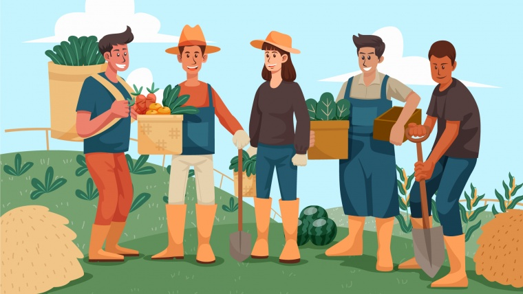 10 avantaje ale asocierii în agricultură