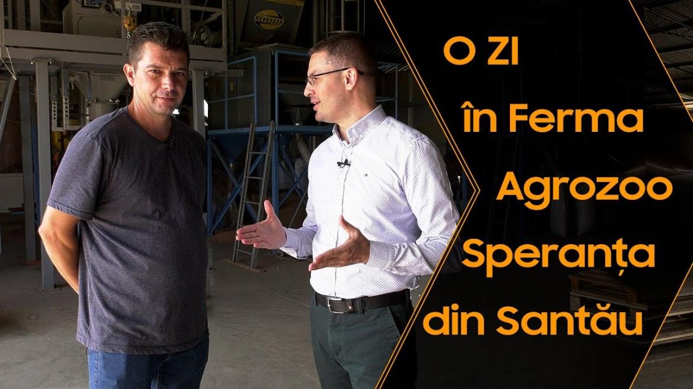 Cheia succesului agricultorilor din Ferma Agrozoo Speranța