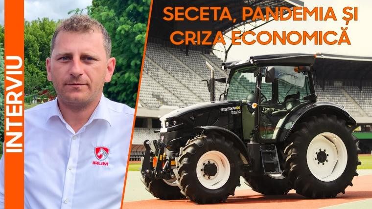 Anul agricol 2020 și efectele asupra vânzării de tractoare