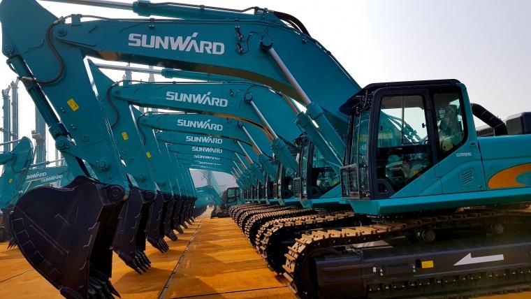 Sunward. Istoria unui producător chinez de utilaje fiabile