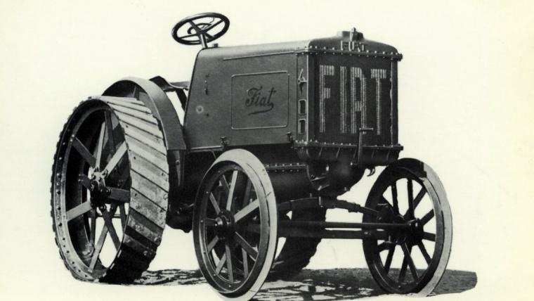 Fiat și trecerea de la automobile la tractoare (partea I)