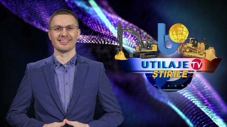 Știrile Utilaje TV | Ediția numărul 1