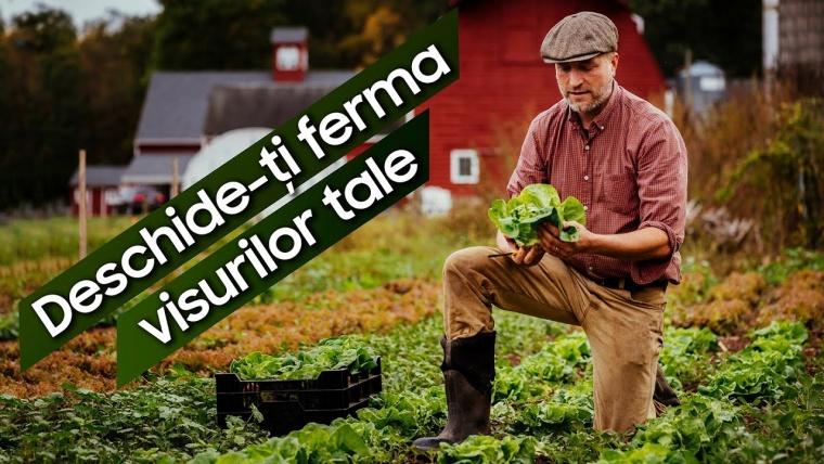 7 pași pentru înființarea unei ferme