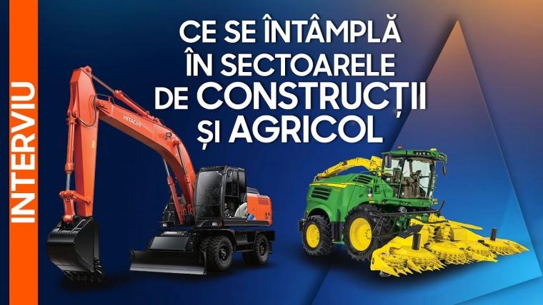 Agricultura și construcțiile ne pot scoate din criză