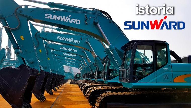 Ascensiunea producătorului de utilaje Sunward
