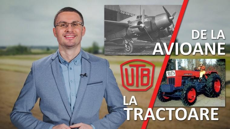 Cum a apărut Uzina Tractorul Brașov (partea I)