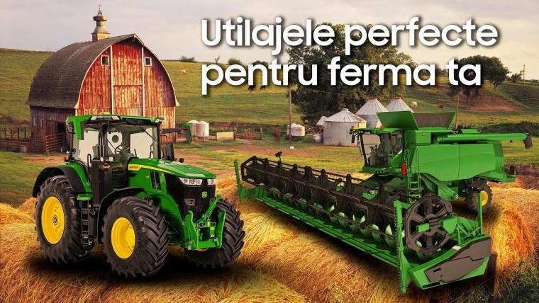 De ce utilaje ai nevoie într-o fermă