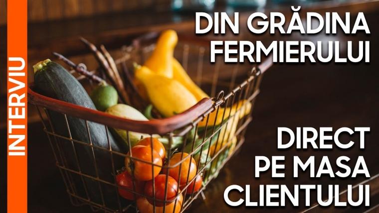 Mâncare direct de la producători locali