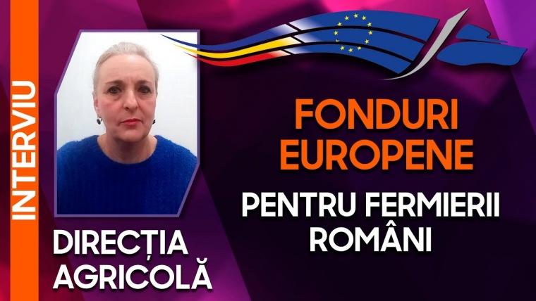 Programe cu finanțare europeană pentru agricultori