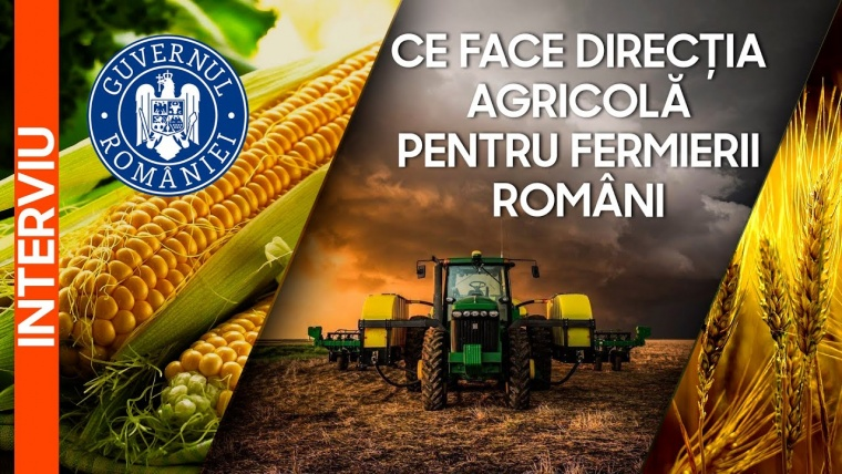Raport de activitate al Direcției pentru Agricultură