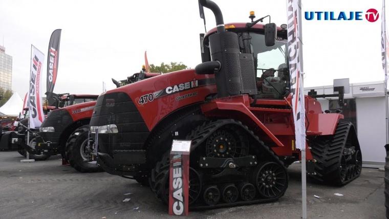 Ce face un tractor de 470 de cai putere | Indagra 2019