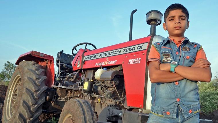 Tractorul, o jucărie periculoasă pentru copii (partea a II-a)