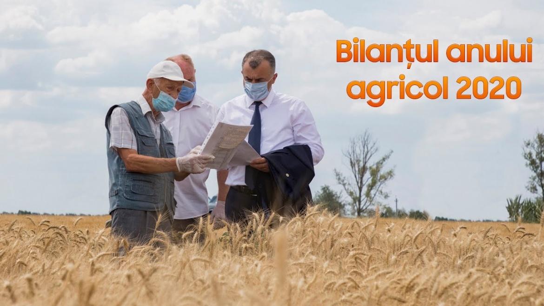 2020, un an dramatic pentru fermierul român