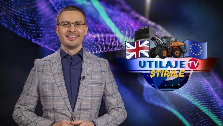 Știrile Utilaje TV | Ediția numărul 6