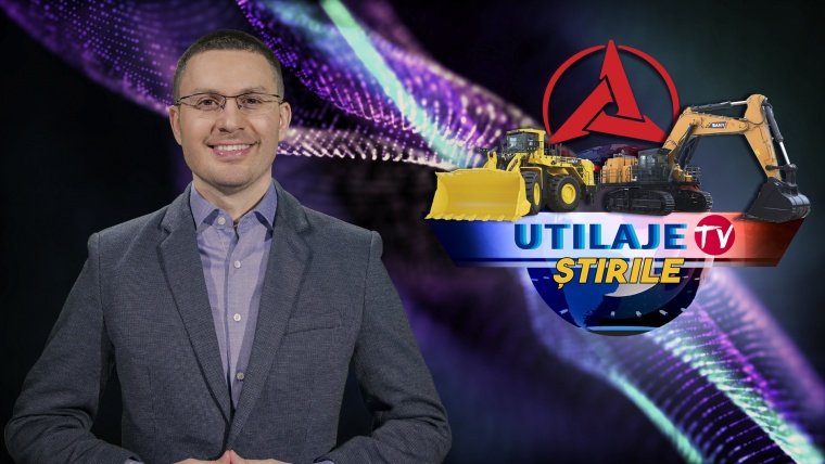 Știrile Utilaje TV | Ediția numărul 2