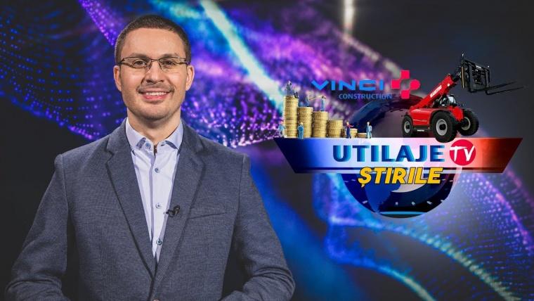 Știrile Utilaje TV | Ediția numărul 4