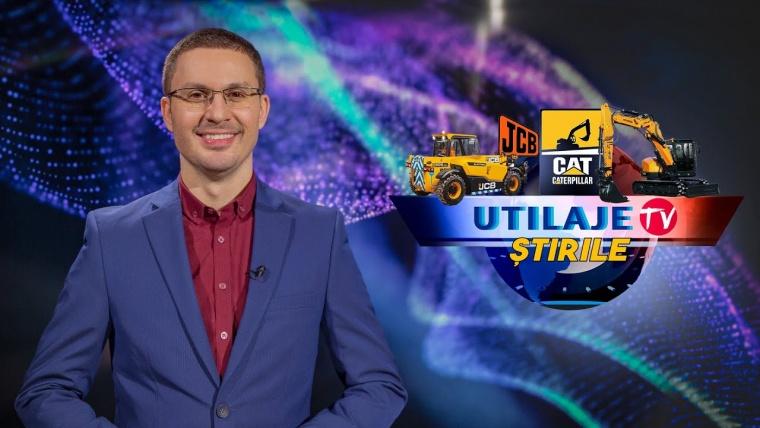 Știrile Utilaje TV | Ediția numărul 5