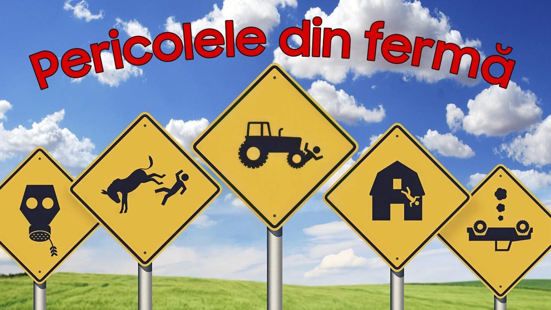 Pune siguranța în fermă pe primul loc