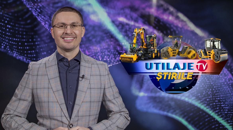 Știrile Utilaje TV | Ediția numărul 11