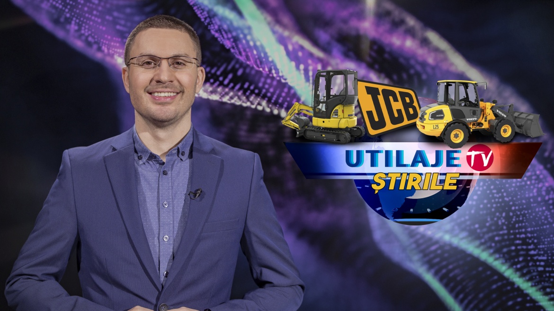 Știrile Utilaje TV | Ediția numărul 12