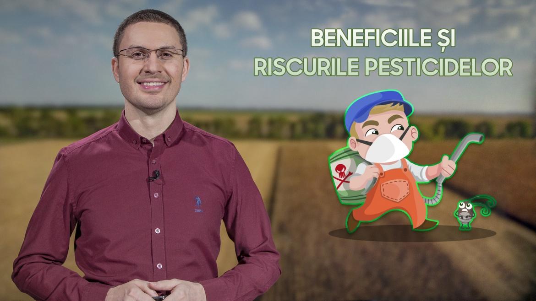 Pesticidele și efectele lor (partea I)