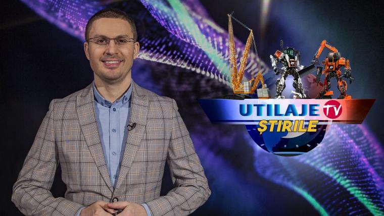 Știrile Utilaje TV | Ediția numărul 15