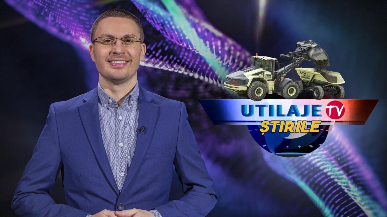 Știrile Utilaje TV | Ediția numărul 16