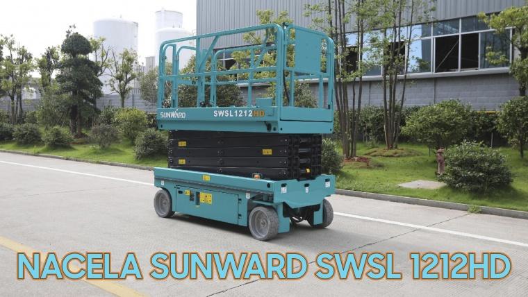 Nacela Sunward SWSL 1212HD