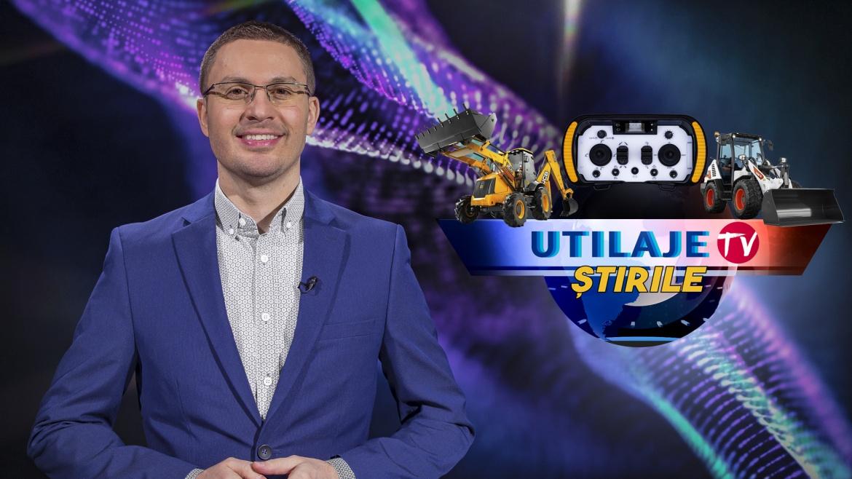 Știrile Utilaje TV | Ediția numărul 20
