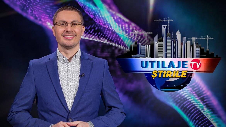 Știrile Utilaje TV | Ediția numărul 26