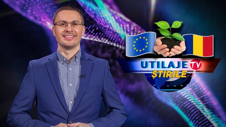 Știrile Utilaje TV | Ediția numărul 27