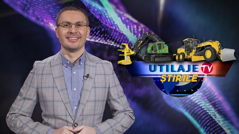 Știrile Utilaje TV | Ediția numărul 28