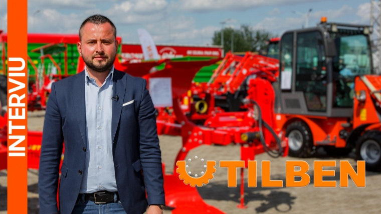 UTILBEN, furnizor de echipamente agricole fiabile | Agromalim 2021