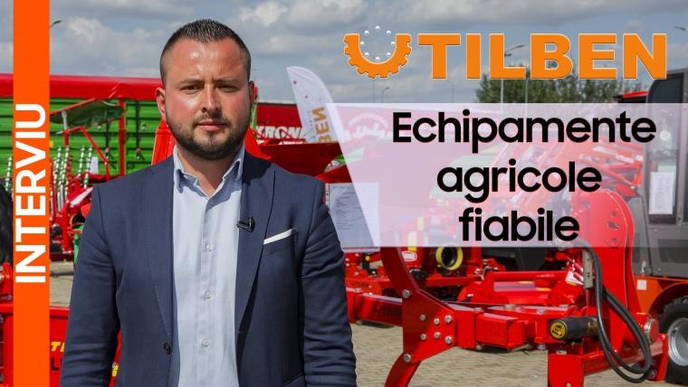 UTILBEN oferă soluții complete pentru fermieri | Agromalim 2021