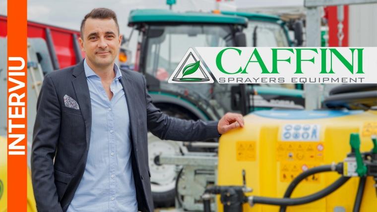 Echipamente italiene pentru agricultorii români | Agromalim 2021
