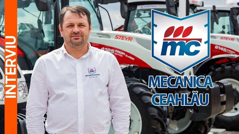 Mecanica Ceahlău, 100 de ani de echipamente agricole premium   Agromalim 2021