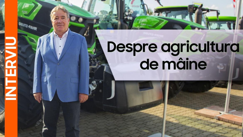Anul agricol și utilajele viitorului   Agromalim 2021