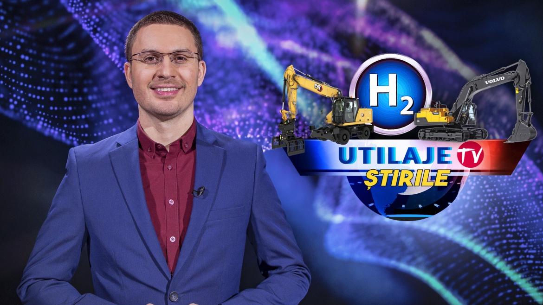 Știrile Utilaje TV | Ediția numărul 30